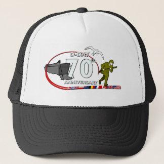 70ème anniversary of the Normandy landing of Trucker Hat