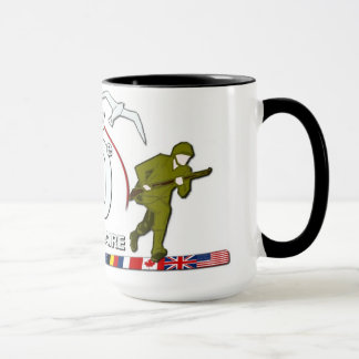 70ème birthday of D-Day Mug