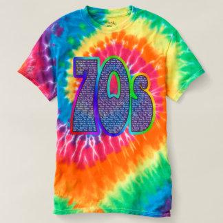 70s Catch Phrase Tie-dye! Shirt