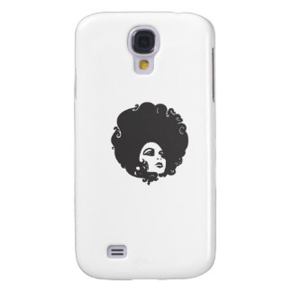 70s Chick Galaxy S4 Cases