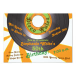70s Disco Groovy 45 Record 50th Birthday Party