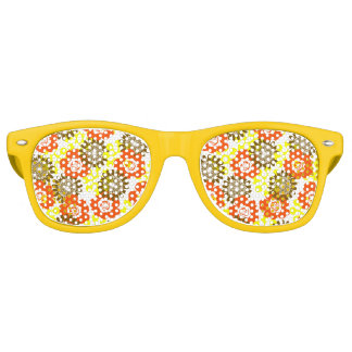 70's floral shades