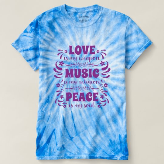 70's Hippies: Love is My Weapon, Music My