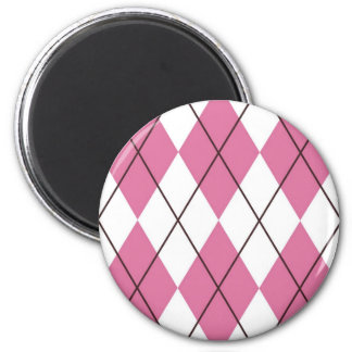 70's samples Pinky 6 Cm Round Magnet
