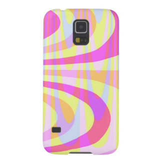70's Swirls Cases For Galaxy S5