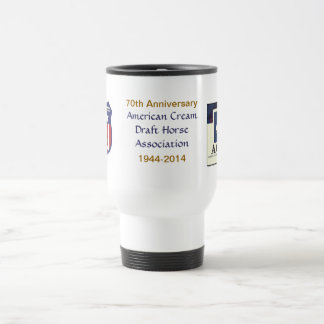 70th Anniversary ACDHA Travel Mug