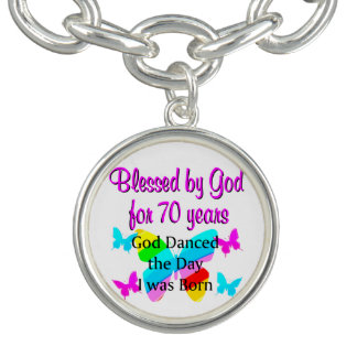 70TH BIRTHDAY BLESSING