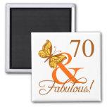 70th Birthday Butterfly