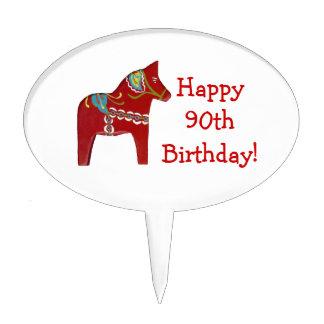 70th Birthday Cake Pick