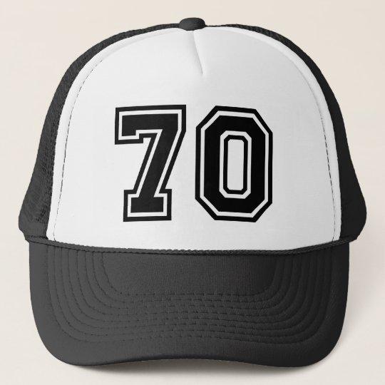0caee4ca85721 70th Birthday Classic Trucker Hat