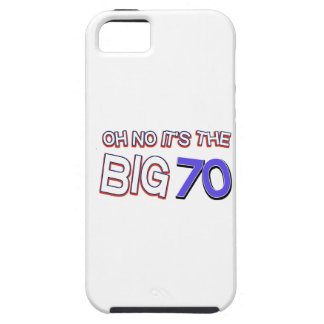 70th birthday designs iPhone 5 covers