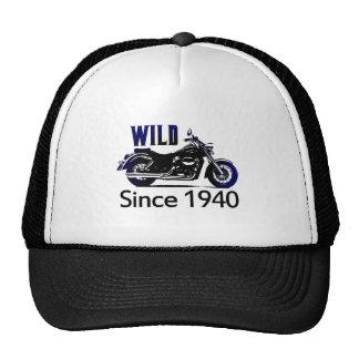 70th Birthday Mesh Hats