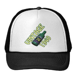 70th Birthday Hats
