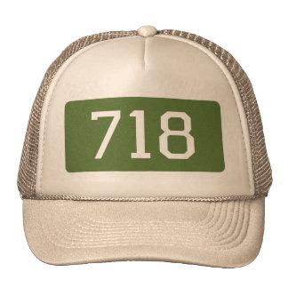 718 queens new york hat