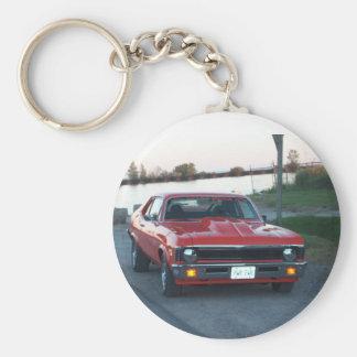 '71 Chevrolet Nova SS Keychain