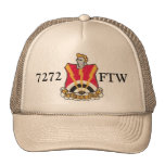 7272 FTW MESH HAT