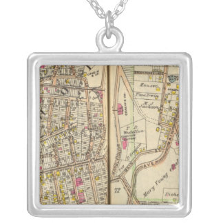 7273 Tuckahoe, East Chester Silver Plated Necklace