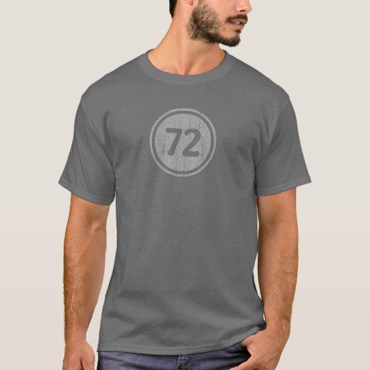 #72 vintage grey T-Shirt