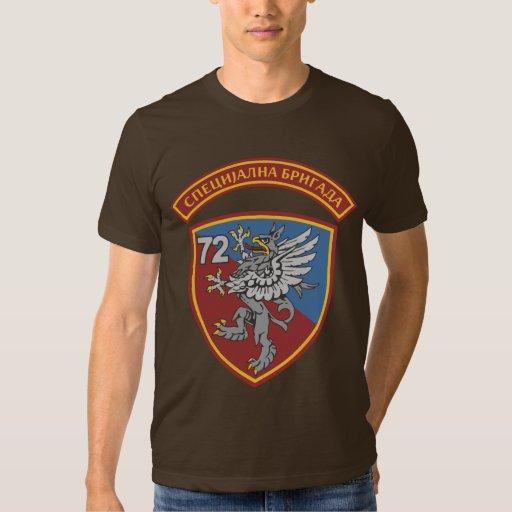 72nd Reconnaissance-Commando Battalion Serbia Shirts