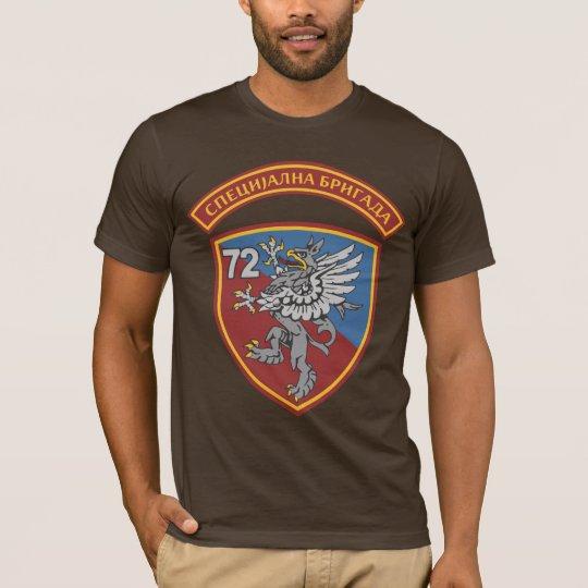 72nd reconnaissance commando Battalion Serbia T-Shirt