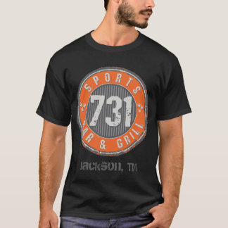 731 Sports Bar and Grill shirts
