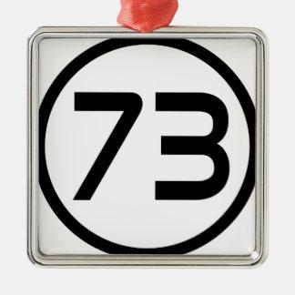73 CHRISTMAS ORNAMENT