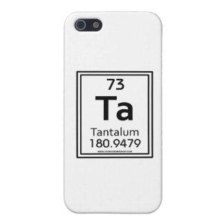 73 Tantalum iPhone 5/5S Cover