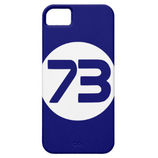 73 the best number Big Bang Barely There iPhone 5 Case