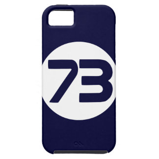 73 the best number Big Bang iPhone 5 Cover