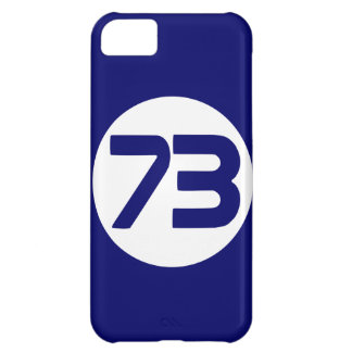 73 the best number Big Bang iPhone 5C Case