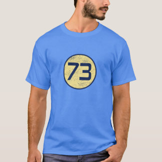 73 - The Perfect Number T-shirt