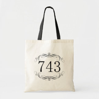 743 Area Code Bags