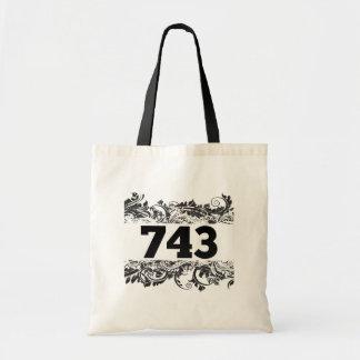 743 TOTE BAGS