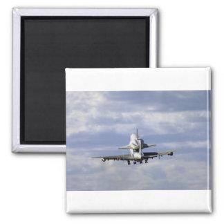 747 and shuttle take off, Ottawa International Air Magnet