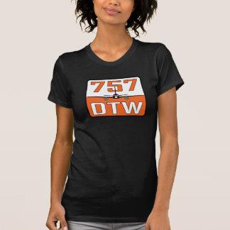 757 DTW Women's T-shirt