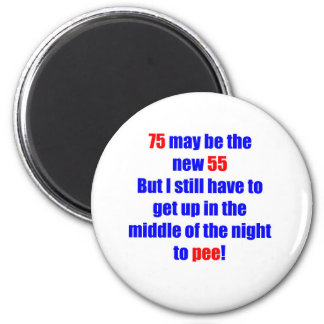 75 new 55 6 cm round magnet