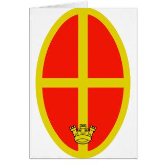 75 Squadriglia, Italy Greeting Card