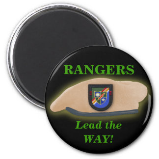75th airborne rangers patch veterans ww2 magnet refrigerator magnet