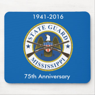 75th Anniversary Mousepad