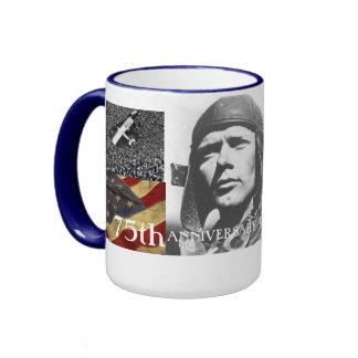 75th anniversary coffee mug