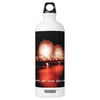 75th Anniversary of the Golden Gate Bridge Water Bottle