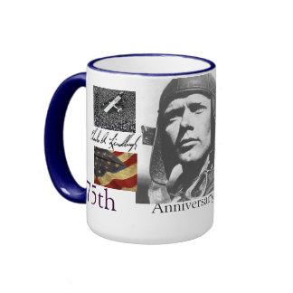 75th anniversary ringer mug