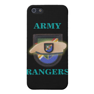 75th army rangers patch vets gifts mom  iPhone 5/5S covers