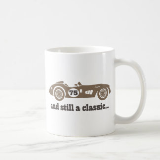75th Birthday Gift For Him Coffee Mugs
