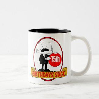 75th Birthday Gifts Mug