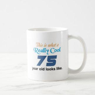 75th Birthday Coffee Mugs