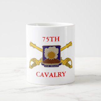 75TH CAVALRY JUMBO MUG