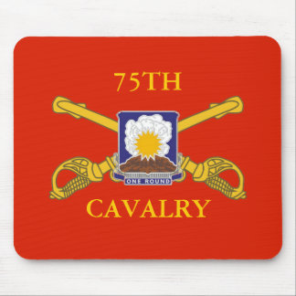 75TH CAVALRY MOUSEPAD