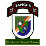 75th Infantry Regiment - Rangers Cut Out
