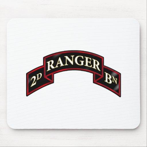 75th Ranger 2nd Battalion Mousepad